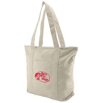 Boat Natural Cotton Tote