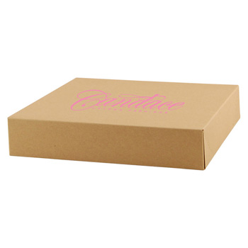 Pop-up Gift Box - Natural Kraft