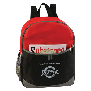 Slip Pocket Backpack