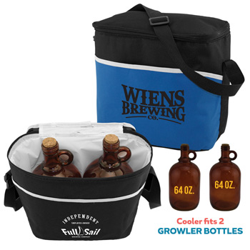 2-Growler Cooler
